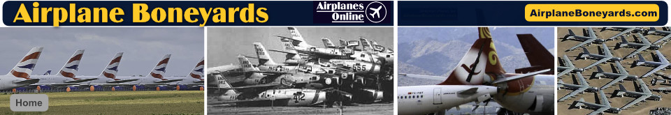 Airplane Boneyards