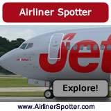 Airliner Spotter guides and tips for Boeing, Airbus, Embraer and Bombardier aircraft