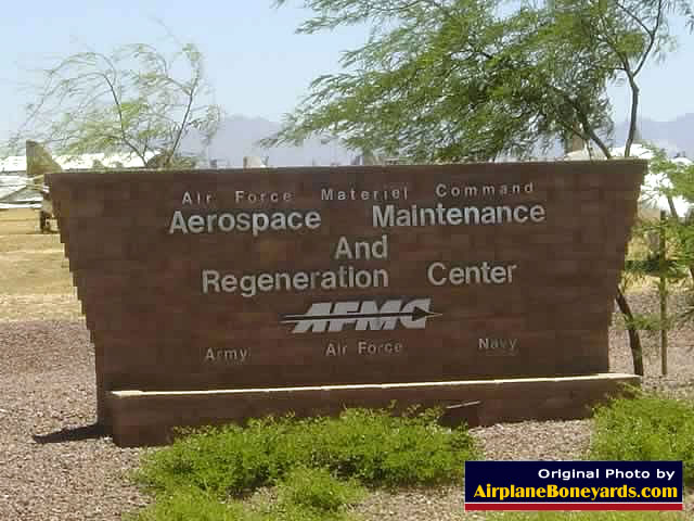 Aerospace Maintenance and Regeneration Center ... now AMARG