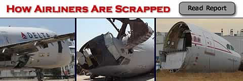 Special Report: How Airliners Are Scrapped and Recycled