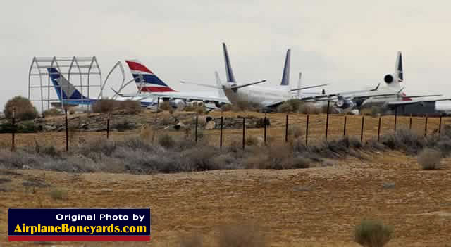 Southern California Logistics Airport, Victorville, California
