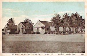 Alamo Tourist Courts, Walnut Ridge, Arkansas